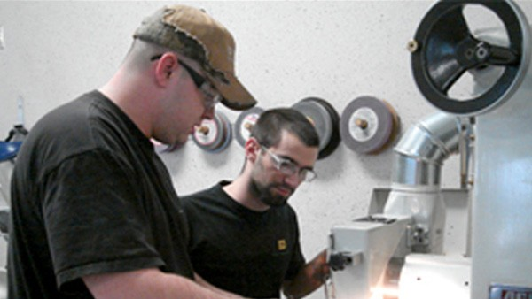 LuK launches its Tool and Die Apprenticeship Program in Wooster where employees are trained to develop and maintain tools for manufacturing.