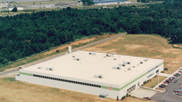 INA opens its third South Carolina manufacturing plant, now known as FM1, in Fort Mill, SC.
